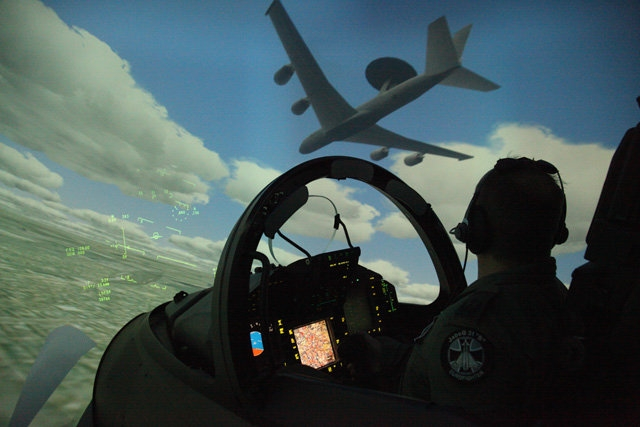 ASTA Family | ESS - Eurofighter Simulation Systems