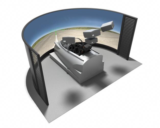 ASTA Family CPT Cockpit
