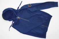 Hoodie Navy Blue with ESS logo - Price 35,00 EUR