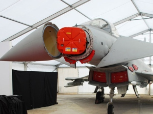 The fighter's large nose aperture, combined with the ability to move the antenna, will give the Eurofighter Typhoon greater 'vision', delivering better operational performance to the aircraft and its weapon Systems.